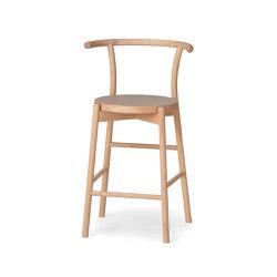 Kotan High Chair - Linoleum | Bar stools | Conde House