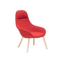Next Lounge BU 0494 | Armchairs | Andreu World