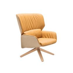 Nuez Lounge BIO BU 2743 | Armchairs | Andreu World