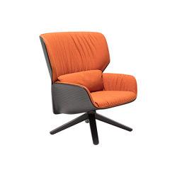 Nuez Lounge BIO BU 2743 | Sillones | Andreu World