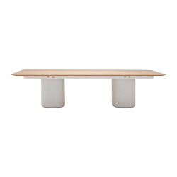 Solid Conference Table ME 03274 | Contract tables | Andreu World