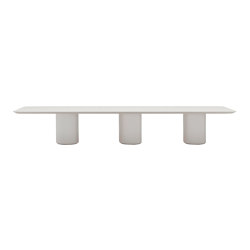 Solid Conference Table ME 03430 | Tables collectivités | Andreu World