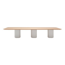 Solid Conference Table ME 03508 | Tables collectivités | Andreu World