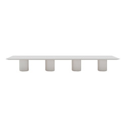 Solid Conference Table ME 03611 | Tables collectivités | Andreu World