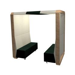 Open Meeting Box | Systèmes d'absorption acoustique architecturaux | The Meeting Pod