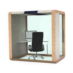 Private Office | Office Pods | The Meeting Pod