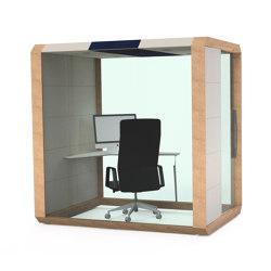 Private Office | Box de bureau | The Meeting Pod