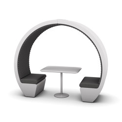 2 Person Open Meeting Pod | Office Pods | The Meeting Pod