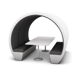 6 Person Open Meeting Pod | Office Pods | The Meeting Pod