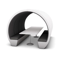 8 Person Open Meeting Pod | Office Pods | The Meeting Pod