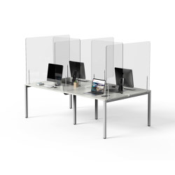 Protective Panel | Table accessories | actiu