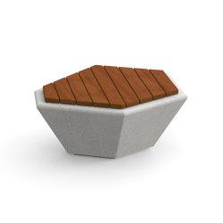 Cristal S Wood | Benches | Durbanis