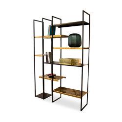 Freewall Bookcase | Shelving | Riflessi