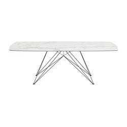 Pegaso Ceramic Top Table | Dining tables | Riflessi
