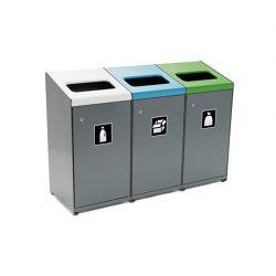 Acceptor 110 recycle | Waste baskets | Vestre