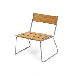 April Go lounge chair | Sillones | Vestre