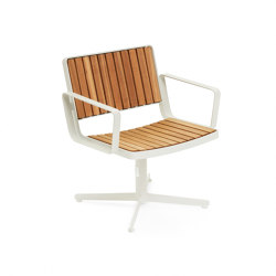 Berlin Chair with armrest | Chairs | Vestre