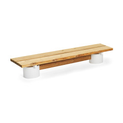 Plinth bench | Benches | Vestre