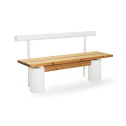 Plinth seat | Benches | Vestre