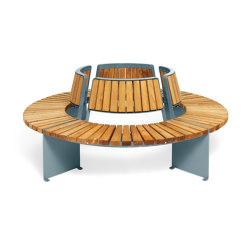 Vroom bench | Seating islands | Vestre