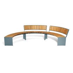 Vroom bench | Benches | Vestre