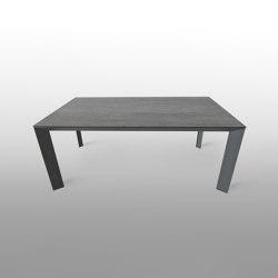 Manhattan Table | Mesas comedor | Riflessi