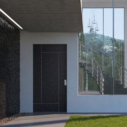 RasoMuro - La puerta acorazada invisible | Puertas de entrada | Di.Bi. Porte Blindate