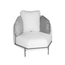 Hive | One low backrest | Poltrone | EGO Paris