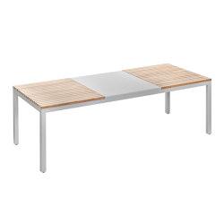 Sutra | Large extendable table | Tavoli pranzo | EGO Paris