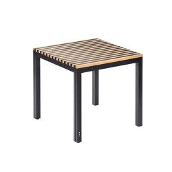 Sutra | Small extendable table | Tavolini bassi | EGO Paris
