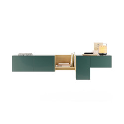 Lauki Wall Sideboard | Sideboards | TREKU