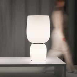 Ghost 4965 table lamp | Table lights | Vibia