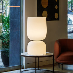Ghost 4970 table lamp | Table lights | Vibia