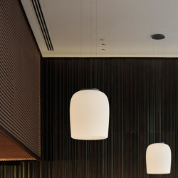 Ghost 4987 hanging lamp | Suspended lights | Vibia