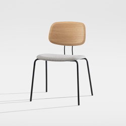 Okito Ply Dining Upholstered seat | Chairs | Zeitraum