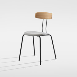 Okito Ply Upholstered seat | Chairs | Zeitraum
