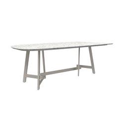 CHOPSTIX DINING TABLE MODULE 219   Tavoli pranzo   JANUS et Cie