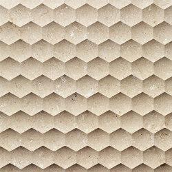 Pietre Incise | Favo | Lastre pietra naturale | Lithos Design