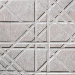Pietre Incise | Tartan | Panneaux en pierre naturelle | Lithos Design