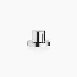Elio - Strainer waste with control handle | Kitchen taps | Dornbracht