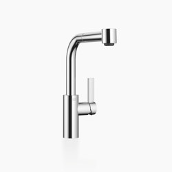 Elio - Single-lever mixer Pull-out with spray function | Kitchen taps | Dornbracht
