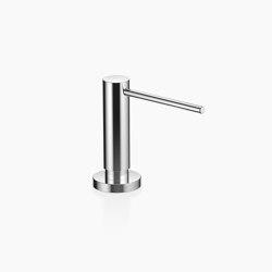 Elio - Dispenser with rosette | Soap dispensers | Dornbracht
