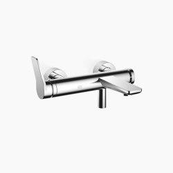 Lissé - Wannen-Einhandbatterie für Wandmontage ohne Garnitur | Badewannenarmaturen | Dornbracht