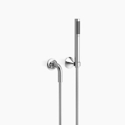 Modern Showers | VAIA - Hand shower set with individual rosettes | Shower controls | Dornbracht