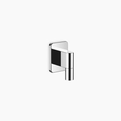 Modern Showers | LULU - Wall elbow | Bathroom taps accessories | Dornbracht