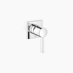 Modern Showers | CL.1 - Concealed single-lever mixer with cover plate | Shower controls | Dornbracht