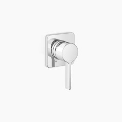 Modern Showers | LULU - Concealed single-lever mixer with cover plate | Shower controls | Dornbracht