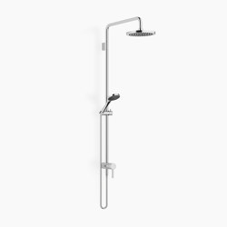 Modern Showers | IMO - Showerpipe with single-lever shower mixer | Shower controls | Dornbracht