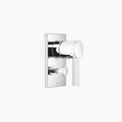 Modern Showers | CL.1 - Concealed single-lever mixer with diverter | Shower controls | Dornbracht