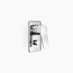 Modern Showers | Lissé - Concealed single-lever mixer with diverter | Shower controls | Dornbracht